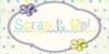 ScrapItUp Font handwriting