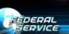 Federal Service Font screenshot logo