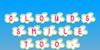 Clouds Smile Too Font cartoon design