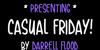 Casual Friday Font screenshot font