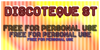 Discoteque St Font screenshot graphic