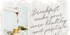 White Angelica Font handwriting birthday cake