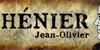 Chenier Font handwriting abstract