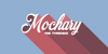 Mochary PERSONAL USE ONLY Font design graphic