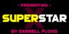 Superstar X Font screenshot poster