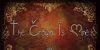 The Crown Is Mine _ Fine Font blackboard text