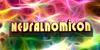 Neuralnomicon Font screenshot fireworks