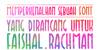 Faishal Font screenshot graphic