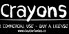 CF Crayons Font dance text