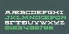 Fortitude Font design font