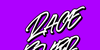 Race Fever Pen PERSONAL Font design graphic