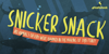 Snicker Snack Font handwriting poster