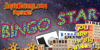 Bingo Star Font cartoon design