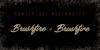Haydon Brush PERSONAL USE Font design text