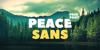 Peace Sans Font screenshot text