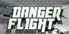 Danger Flight Font screenshot design