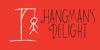 DK Hangmans Delight Font handwriting design