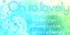 LT Oksana Font text handwriting