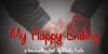 My Happy Ending Font design screenshot