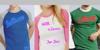 Aleida Demo Font person active shirt