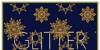 StarsPROMO Font motif gold