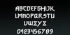 thewitcher Font text design