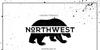 NORTHWEST Bold Font design cartoon