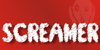 Screamer Font vector graphics silhouette