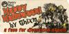 WILD2 Ghixm NC Font text cartoon