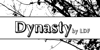 Dynasty Font tree drawing