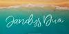 Jandys dua Font handwriting blackboard