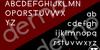 LJ Design Studios IS Font design poster
