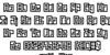 Lunais 2 Regular Font Letters Charmap