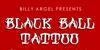 Black Ball Tattoo Personal Use Font design text