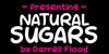 NATURAL SUGARS Font screenshot poster