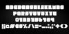 Amirox Font screenshot geometry