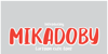 Mikadoby Font poster
