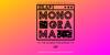 Zilap Monograma Font poster design
