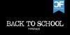 CF Back to School Font screenshot design