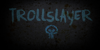 DK Trollslayer Font handwriting font