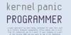 KP Programmer NBP Font text font