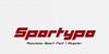 Sportypo Font poster