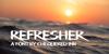 Refresher Font sky screenshot