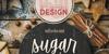 Sugar & Spice Font handwriting sign