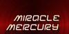 Miracle Mercury Font screenshot