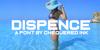 Dispence Font swimming sport