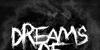 Dreams of Death Font text handwriting