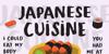Tropical Asian DEMO Font design cartoon