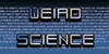 Weird Science NBP Font text screenshot