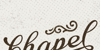 Chapel Script PERSONAL USE Font typography handwriting